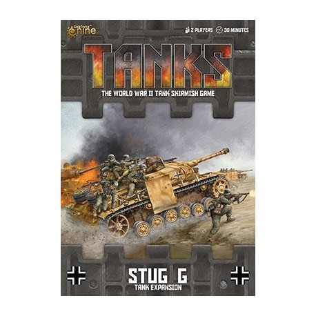 TANKS04 German StuG G Tank Expansion