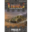 TANKS05 German Panzer IV Tank Expansion