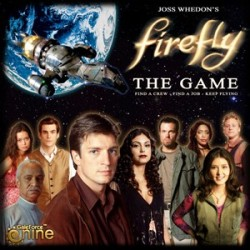 Firefly the boardgame
