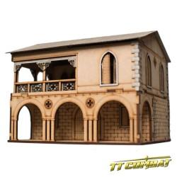 Venitian Townhouse 1